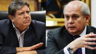 Pedro Cateriano y Alan García confirman reunión para este viernes