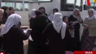 Estado Islámico libera a más de 200 rehenes en Irak
