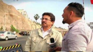 Tráfico en Lima: Enrique Cornejo en un tour por los puntos críticos de la capital