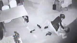 FOTOS: mujer experta en artes marciales masacró a sujeto que intentó violarla