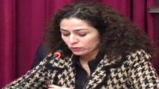 Poder Judicial anula sentencia por enriquecimiento ilícito a Cecilia Chacón