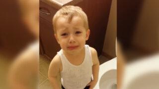 Cuidado: el adiós de este niño a su pez dorado podría hacerte llorar
