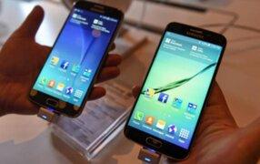 Tendencias en Línea: Samsung lanzó oficialmente el GalaxyS6