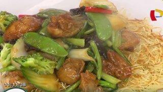 Aprende a cocinar un tallarín saltado oriental con esta fácil receta