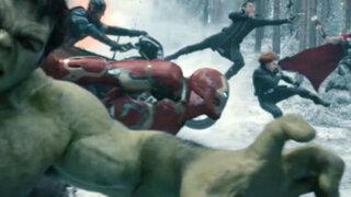 'Los Vengadores: La era de Ultron' mira el tráiler final de la película de Marvel