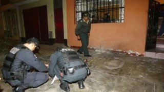 Desconocidos dejan granada en vivienda de hermano del acalde de Independencia