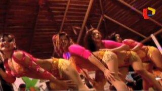 De la Selva sus bailarinas: mujeres cautivan con su baile en Pucallpa