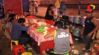 Antojitos de madrugada: la ruta de la gastronomía por las calles limeñas