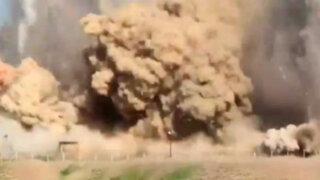 Estado Islámico destruye reliquias históricas de Nimrud en Irak