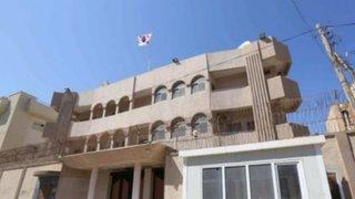 Atentado terrorista contra embajada deja dos muertos en Libia