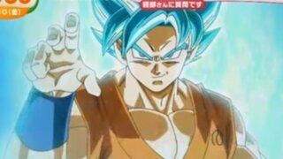 """¿Cómo será la nueva transformación de Gokú en """"Dragon Ball Z: Fukkatsu No F""""?"""