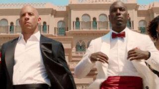 'Rápidos y Furiosos 7' arrasa taquilla con más de US$ 800 millones recaudados