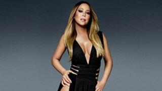 FOTOS: Mariah Carey exageró con los retoques en la portada de su último disco