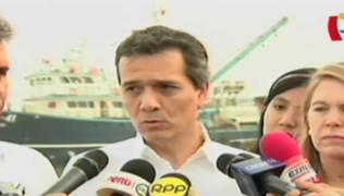 """Alonso Segura: """"Necesitamos diversificarnos como economía para crear motores adicionales"""""""