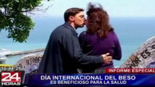 Día internacional del beso: conoce aquí las razones para celebrarlo