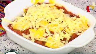 Aprende los pasos para cocinar una deliciosa lasagna al estilo andino