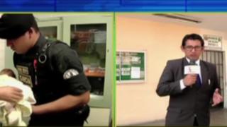 Hallan a bebé secuestrada en SMP: afirman que se identificó a raptora