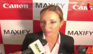 Reaparece Marisol Aguirre: actriz pidió que no le hablen de Christian Meier