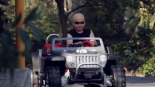 """VIDEO: simpática parodia de la película """"Rápidos y furiosos"""" hecha por niños"""