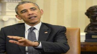 Barack Obama afirma que EEUU será 'implacable' en la lucha contra el terrorismo