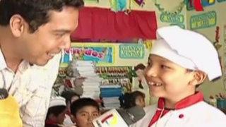 La increíble historia del niño peruano que sufría de leucemia y se curó