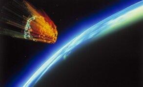 Cinco pasos para salvar al planeta de un impacto de asteroide