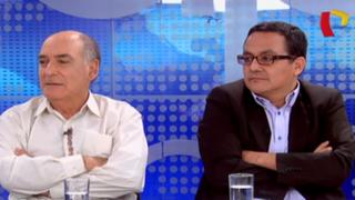 """Carlos Tapia: """"Programas políticos no deben tener contenido ideológico"""""""