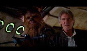 Nuevo trailer de Star Wars Episdio VII causa sensación en las redes sociales