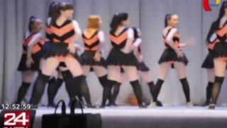 VIDEO: sensual baile de un grupo de alumnas desata polémica en Rusia
