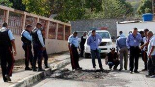 Venezuela: seis personas mueren calcinadas al interior de un vehículo