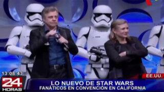 Nuevas imágenes y detalles de la esperada película Star Wars VII