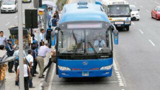 Gremios de transportistas no creen en solución de impasse por corredores viales
