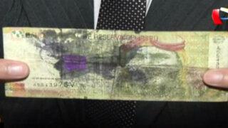 Billetes deteriorados podrán ser cambiados en bancos y cajas municipales
