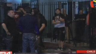 Derrumbe durante concierto deja tres muertos en Chile
