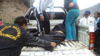 Puno: hallan muerto a escolar a orillas de río Torococha