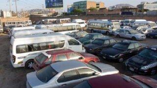 SAT rematará más de 300 vehículos embargados