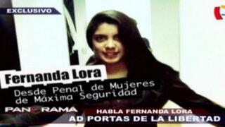 Fernanda Lora: ad portas de la libertad en caso María Rosa Castillo