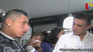 Reaparece el 'Churrito': futbolista asegura que no tiene problemas con Katy García