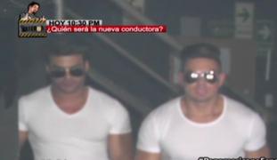 Erick Sabater y Coto Hernández realizaron show en conocida discoteca