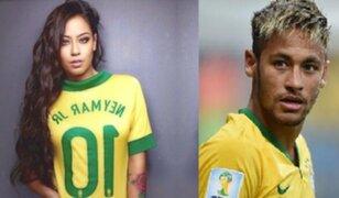 Tendencias en Línea: hermana de Neymar enciende las redes con sus fotos