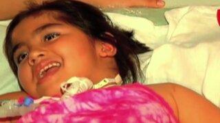 Romina Cornejo: pequeña necesita urgente ayuda por sorpresiva enfermedad