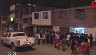 Villa El Salvador: sicarios persiguieron y asesinaron a hombre dentro de peluquería