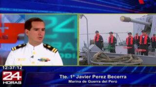 Marina de Guerra del Perú convoca a profesionales a concurso de asimilación