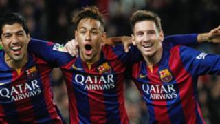 Champions League: Barcelona derrotó a PSG con doblete de Neymar