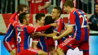 Champions League: Bayern Munich golea y pasa a semifinales