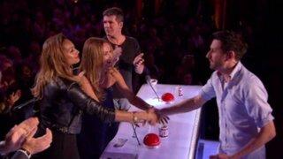 Inglaterra: mago sorprende en programa de talentos con increíbles trucos