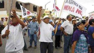 Arequipa: clases escolares serán suspendidas por movilización contra Tía María