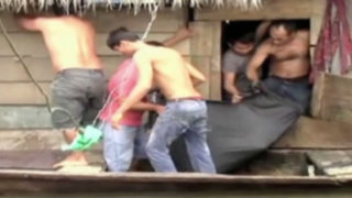 Iquitos: niño muere ahogado en río
