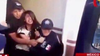 México: niña fue sacada a la fuerza de su país para ser trasladada a EEUU