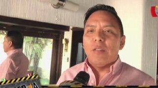 Humorista Edwin Sierra habla de demanda contra Magaly Medina